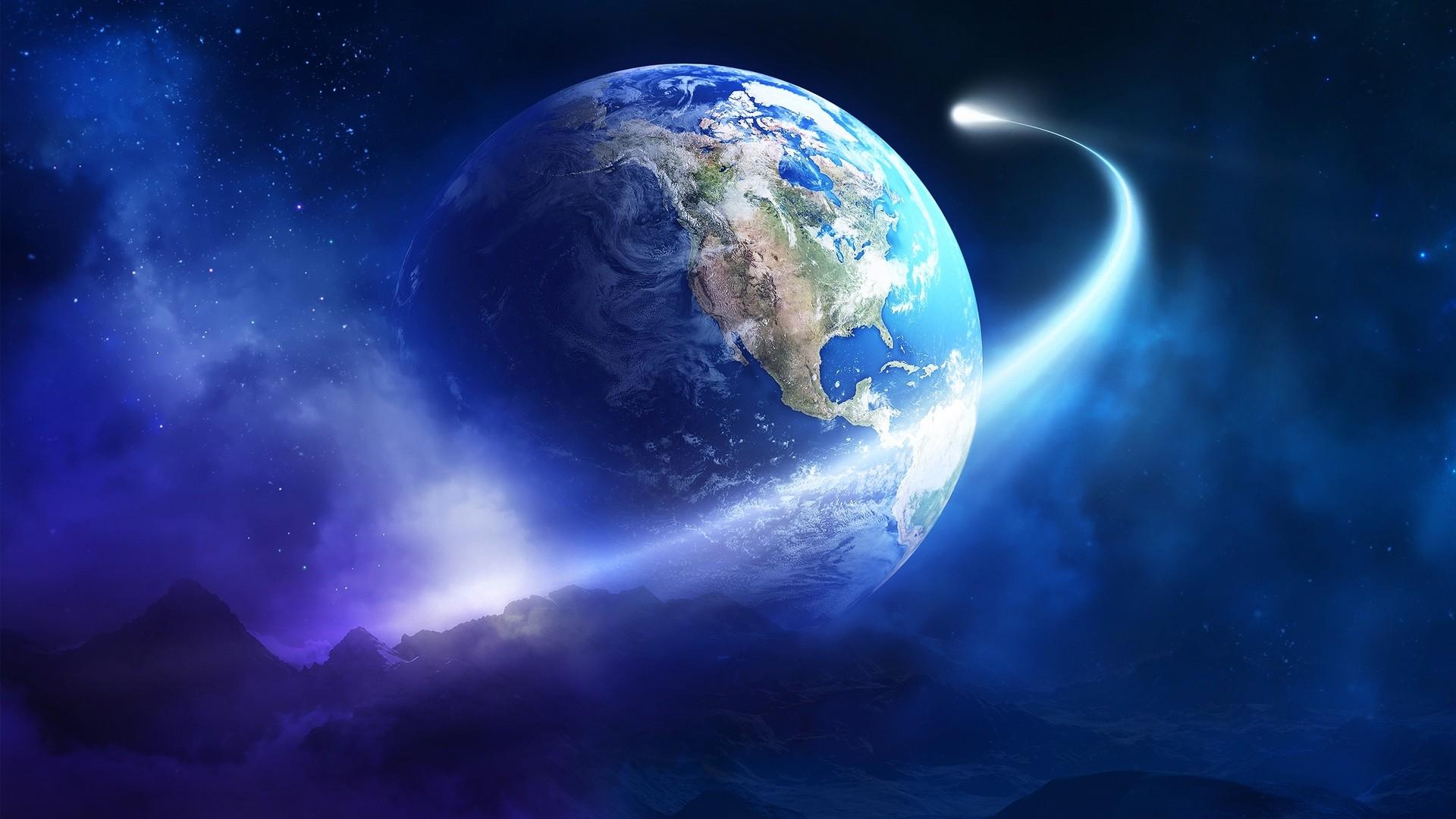 Planet Earth Background 1920x1080 Ikimarucom 1920x1080