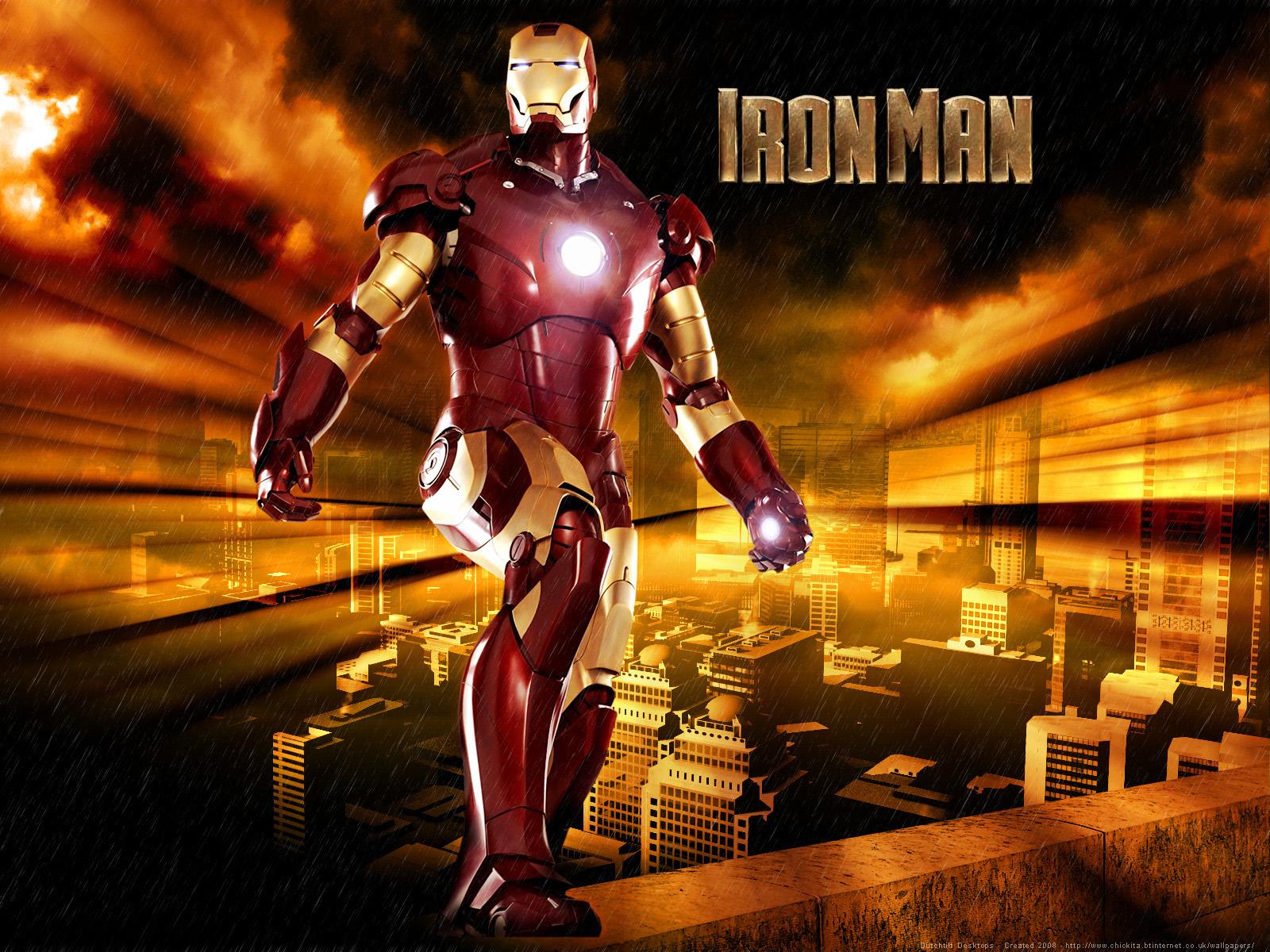 Movie wallpapers iron man wallpapers iron man wallpaper hd 3jpg 1600x1200