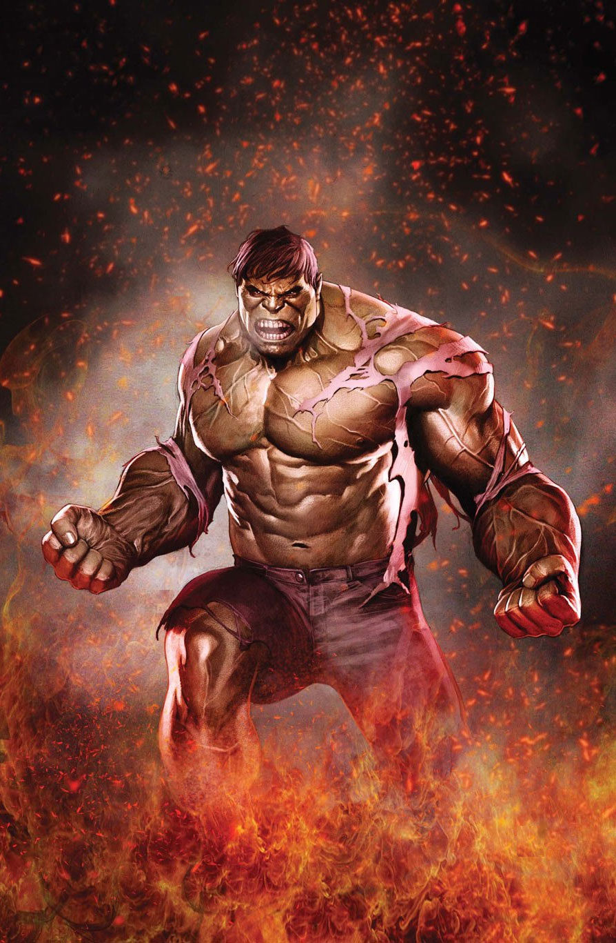 Red Hulk   General Thaddeus E Thunderbolt 894x1367