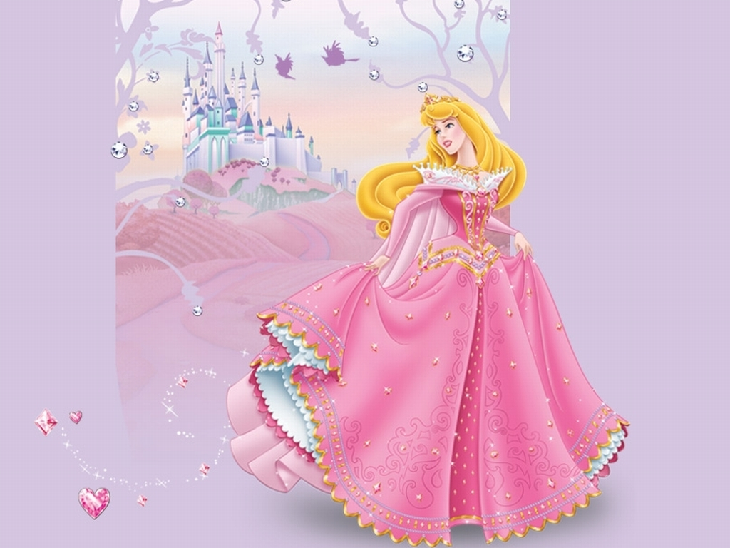 Sleeping Beauty Wallpaper   Sleeping Beauty Wallpaper 6538593 1024x768