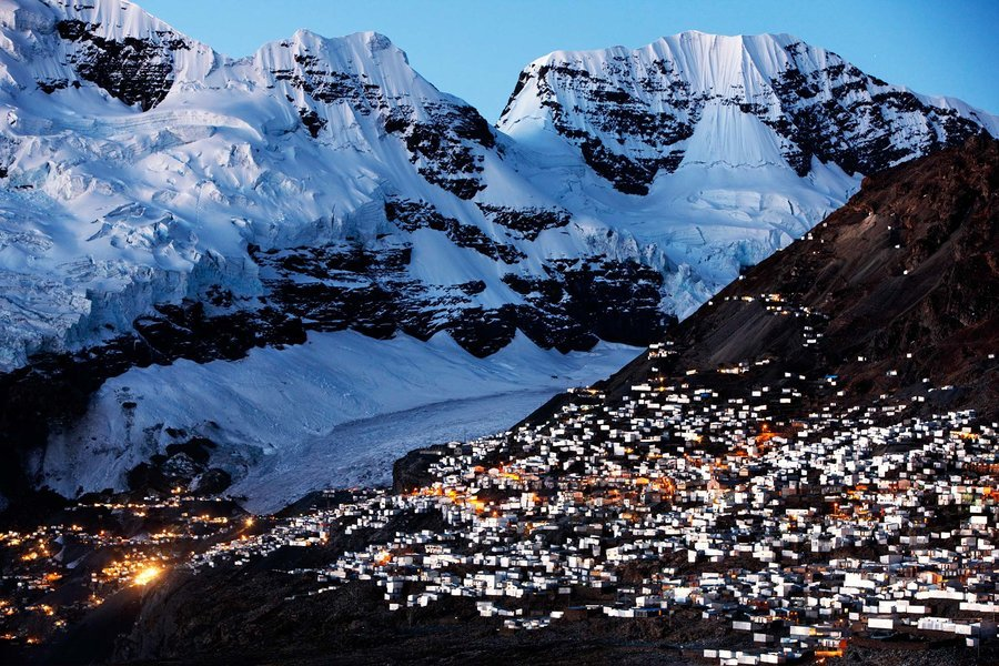 Inside the Highest Town in the World La Rinconada Peru Departures 900x600