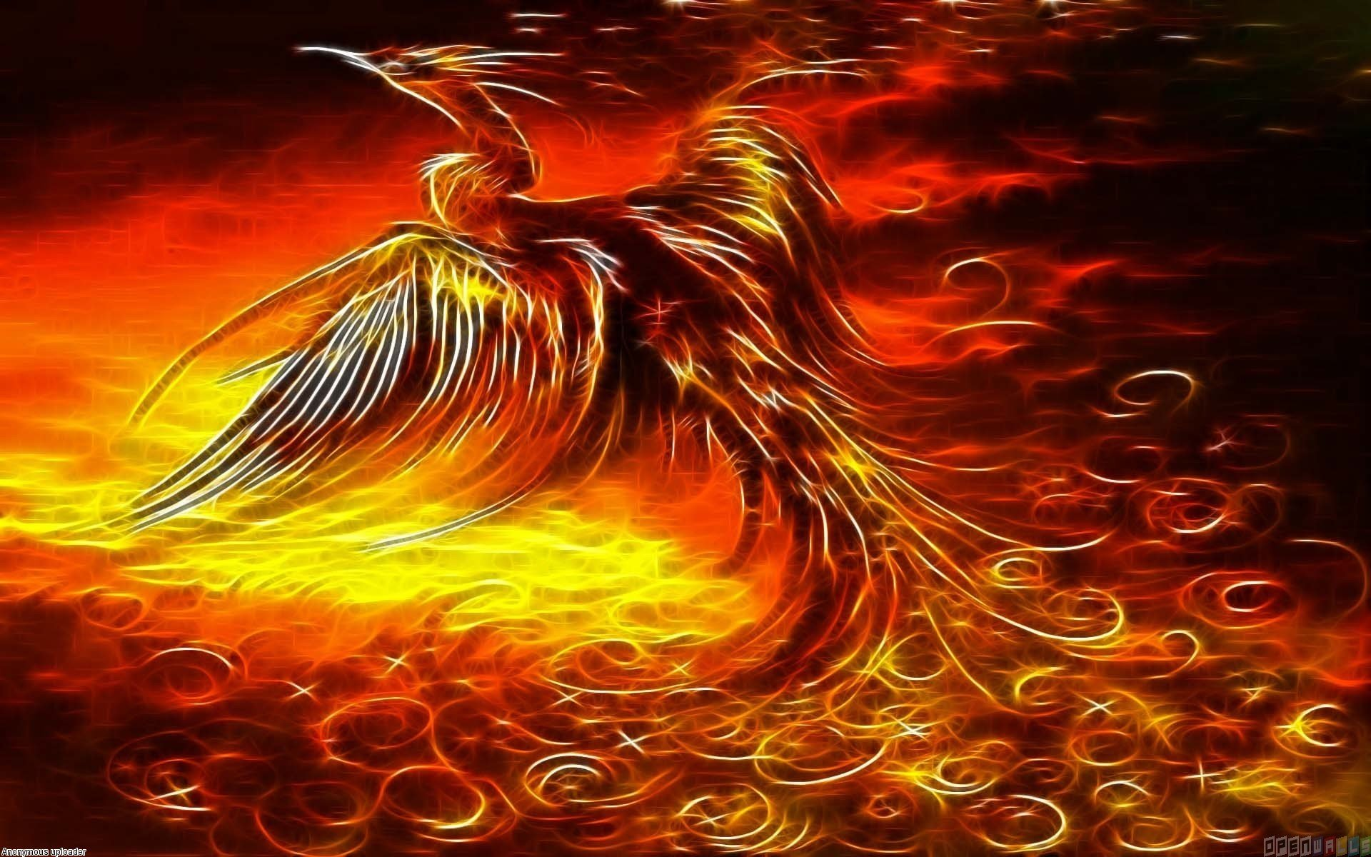 Phoenix Bird wallpaper   623748 1920x1200