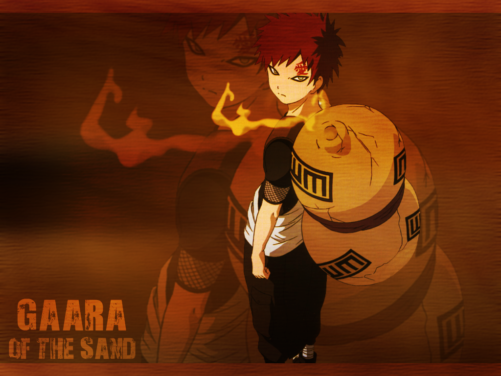 Gaara Wallpaper Backgrounds 6801   HD Wallpaper Site 1024x768