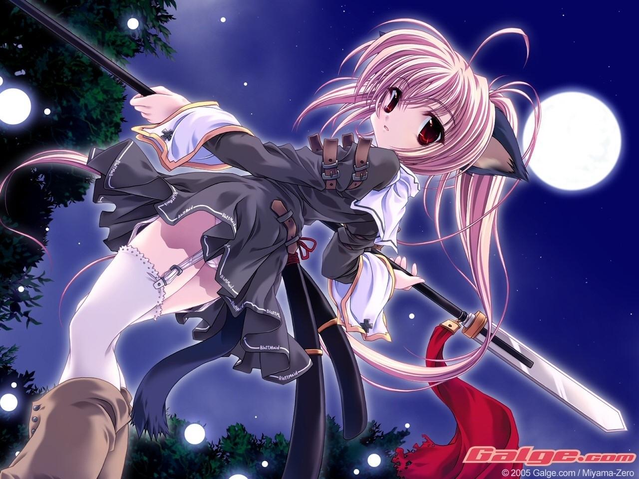 Wallapers neko anime   Taringa 1280x960