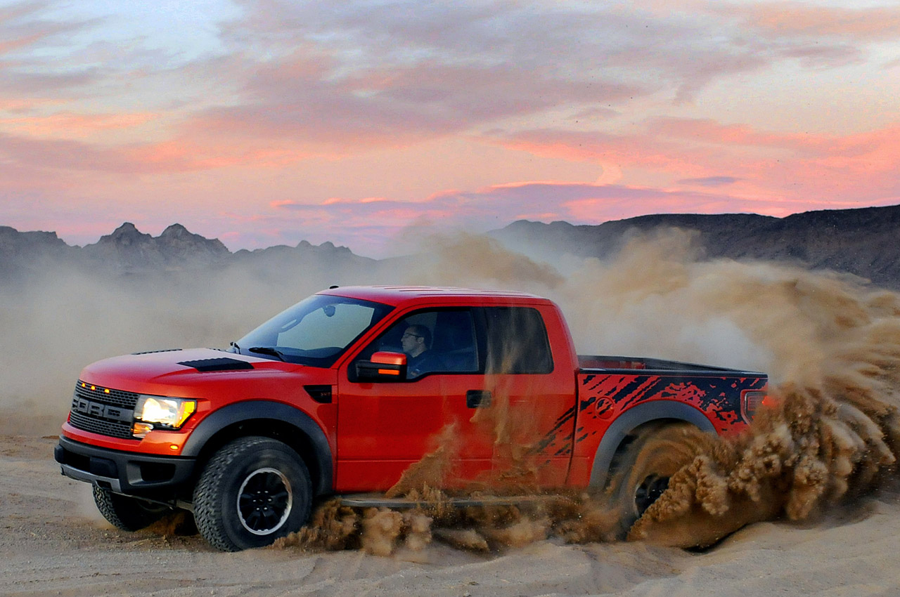 Ford Raptor Wallpaper 1280x850 Ford Raptor 1280x850