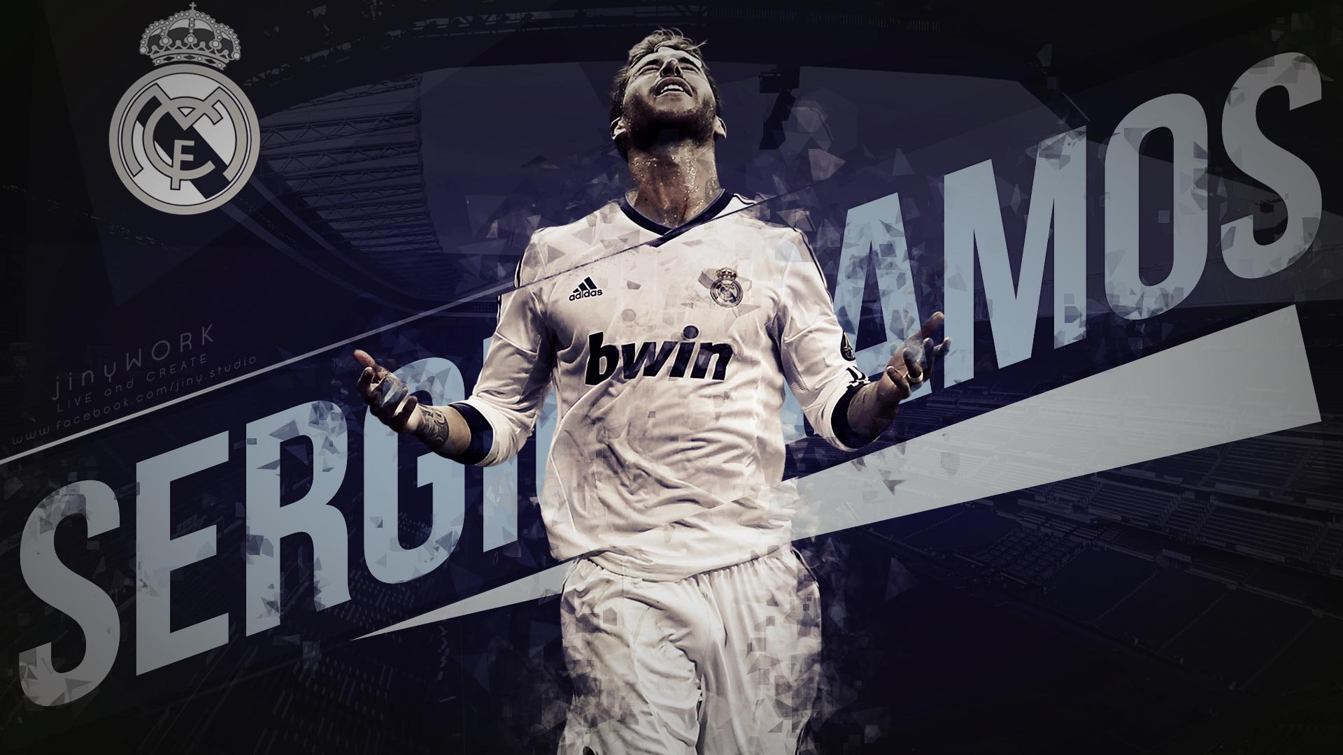 Sergio Ramos Real Madrid Wallpaper 7024293 1920x1080
