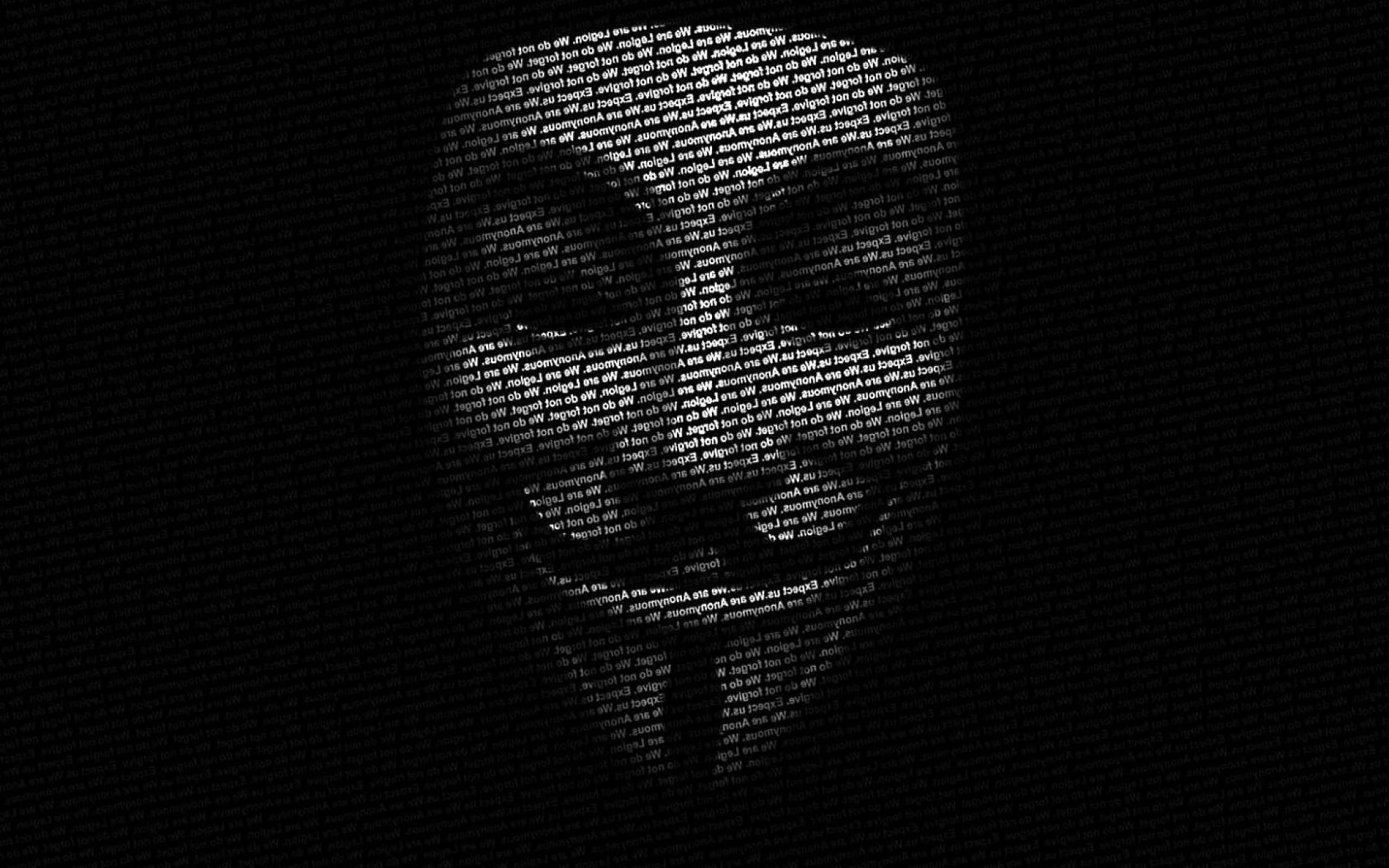 We Are Anonymous Wallpaper Wallpapersafari