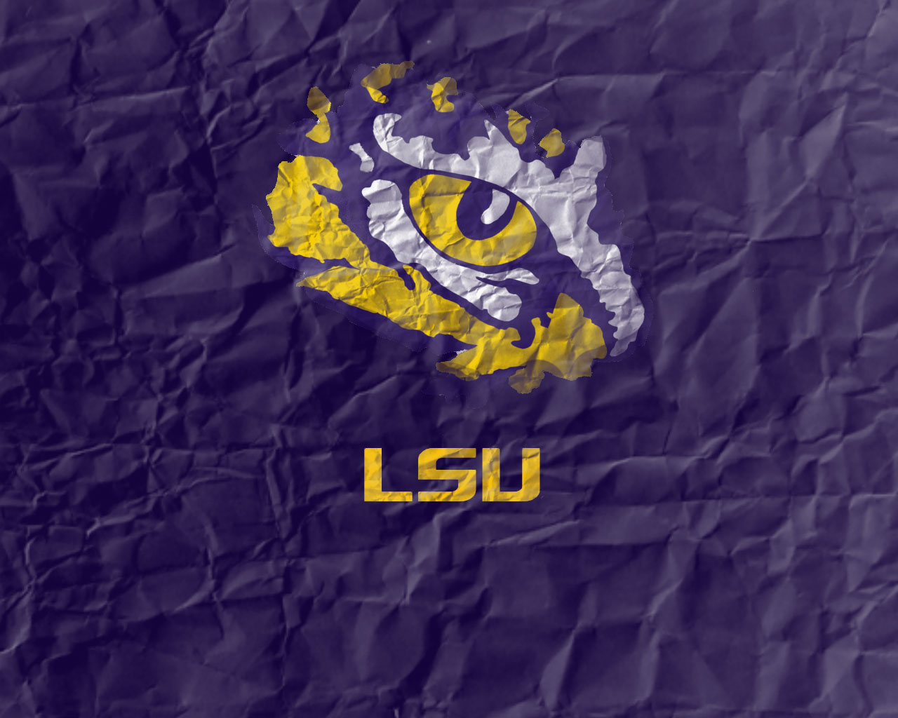 LSU Eye Of The Tiger Wallpaper Hd For Samsung Galaxy S4 cute 1280x1024