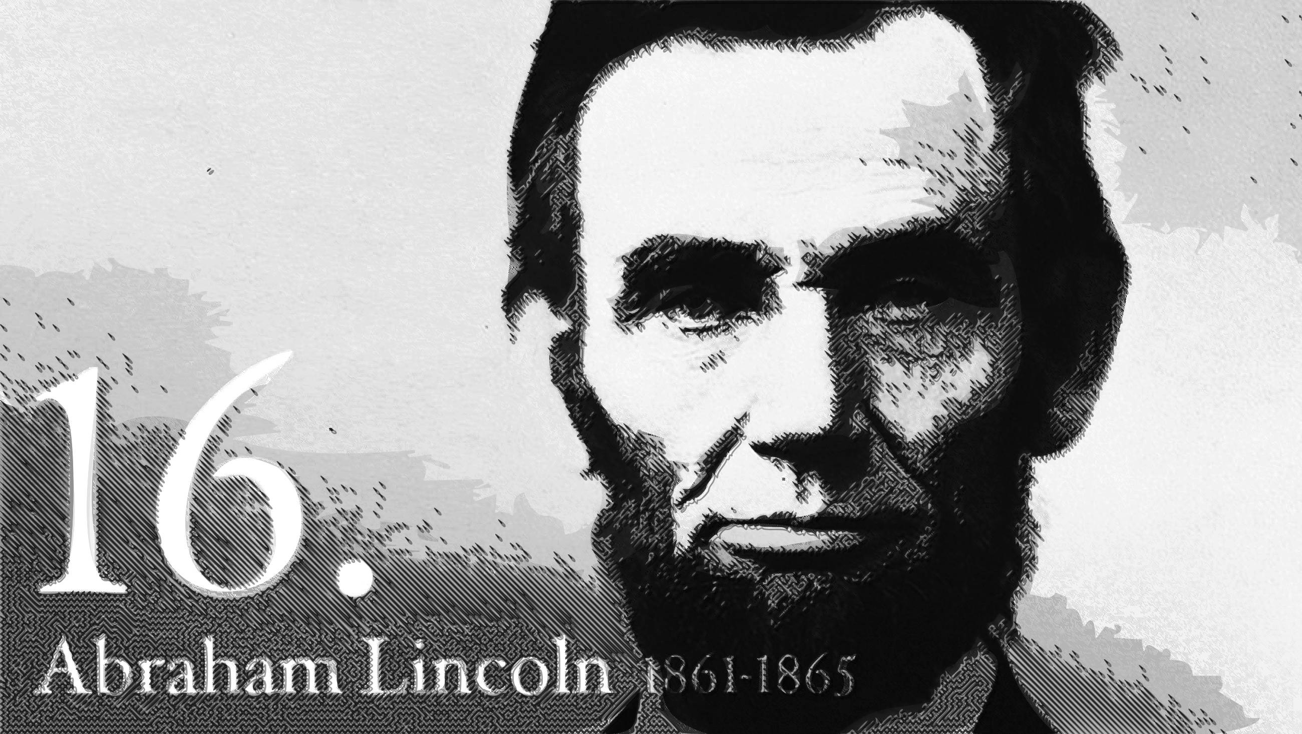 Abraham Lincoln Wallpapers 2600x1466