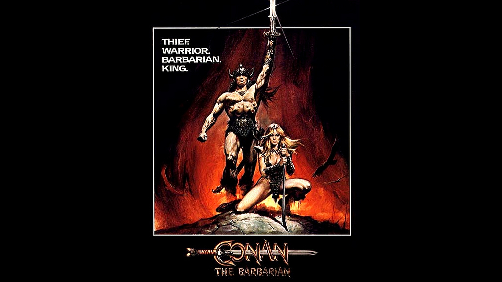 Conan The Barbarian Wallpaper 1920x1080 Movie Conan The Barbarian 1920x1080