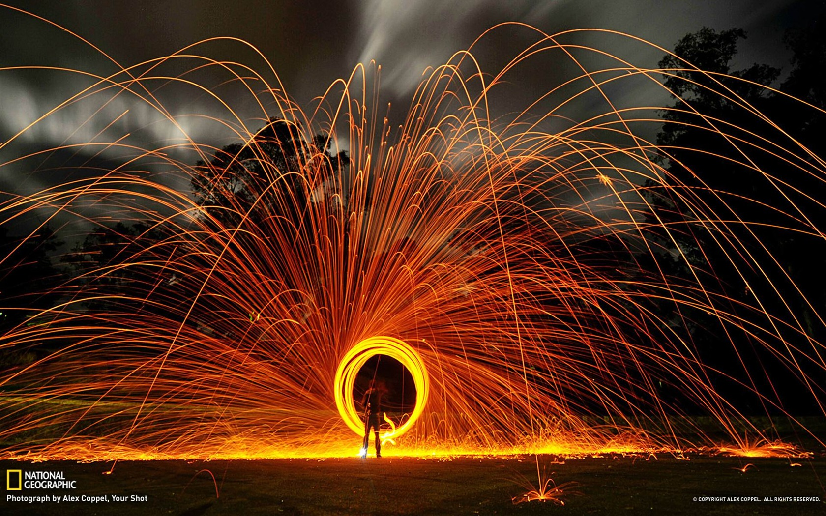 of Sparks National Geographic Wallpaper   1680x1050 wallpaper download 1680x1050