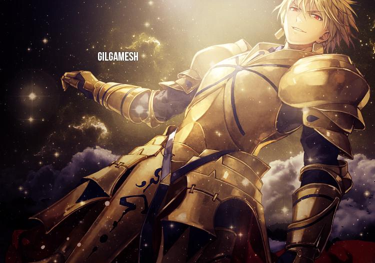 Gilgamesh by Exartia on deviantART 750x525