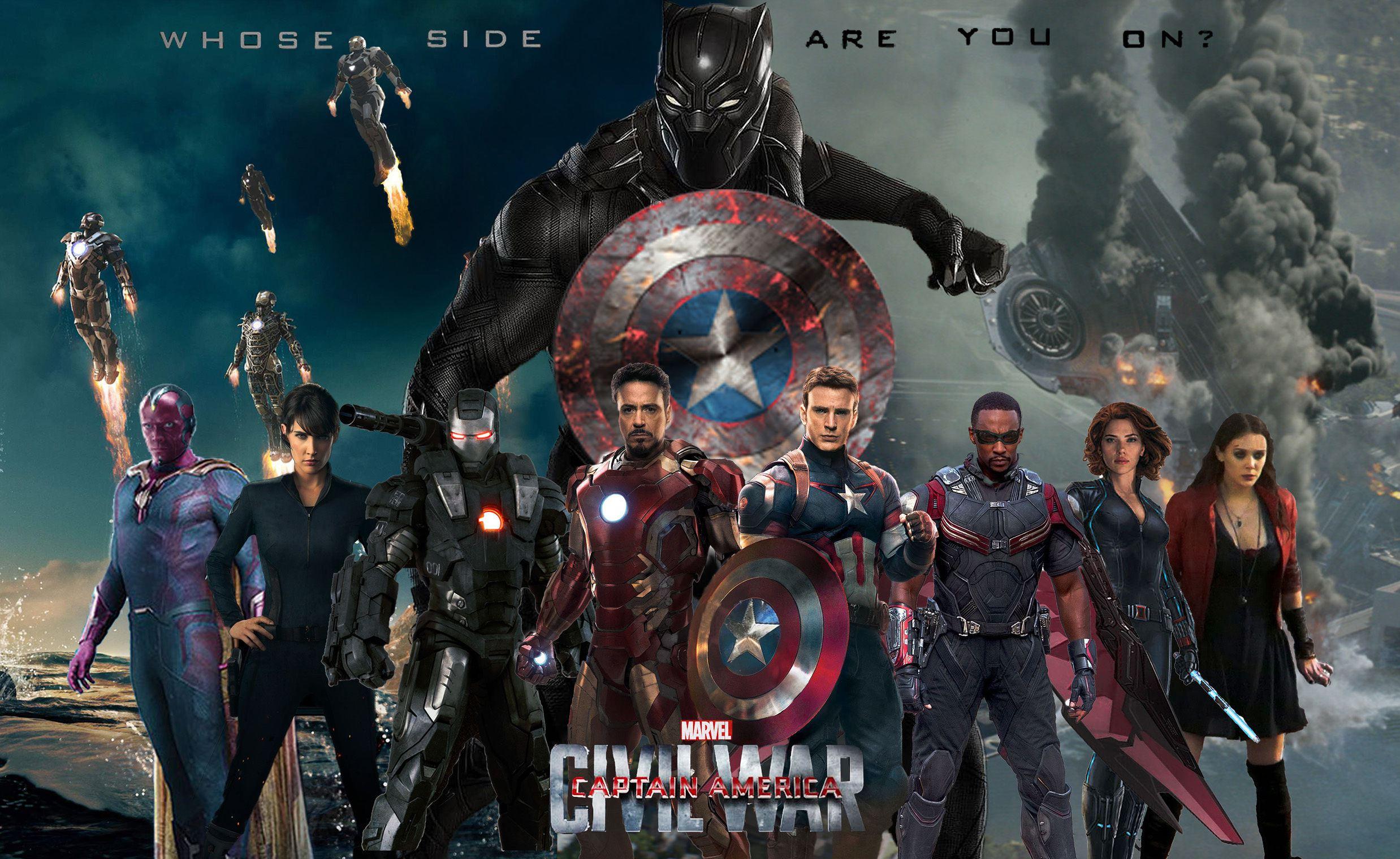 captain america civil war poster wallpaper captain america civil war 2476x1520
