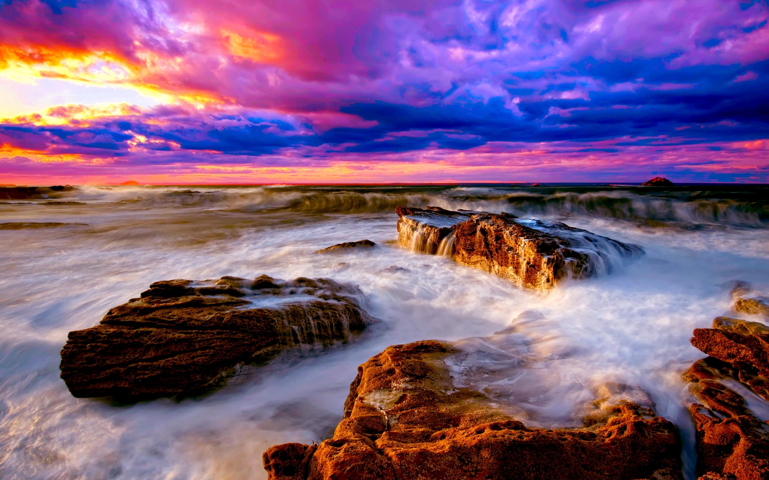 Cloud Background Desktop Pictures chillcovercom Colorful Cloud 2560x1600