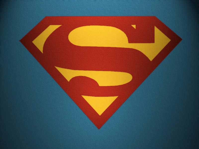 Superman Shield Wallpaper The official superman fan art 800x600