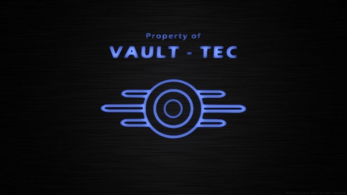 Fallout Vault Logo Vault Tec Fallout by 1191x670