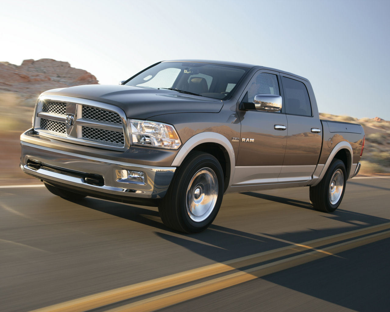 Please right click on the Dodge Ram 1500 wallpaper below and choose 1280x1024