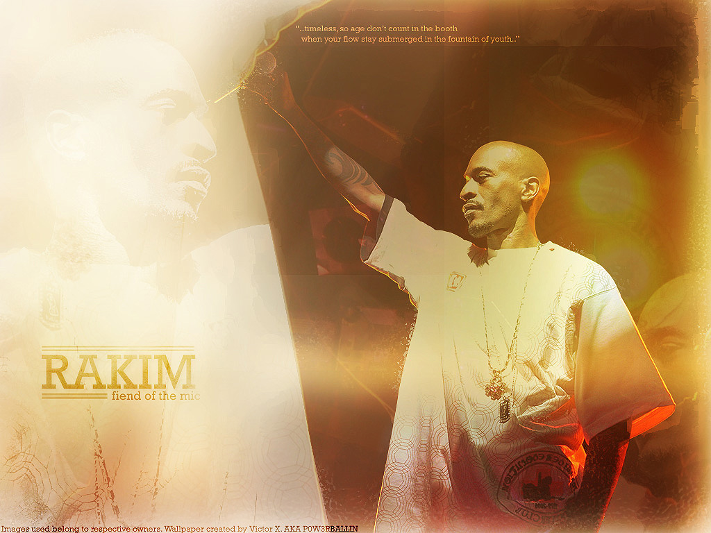 rakim rappers wallpapers hd   urbannation 1024x768