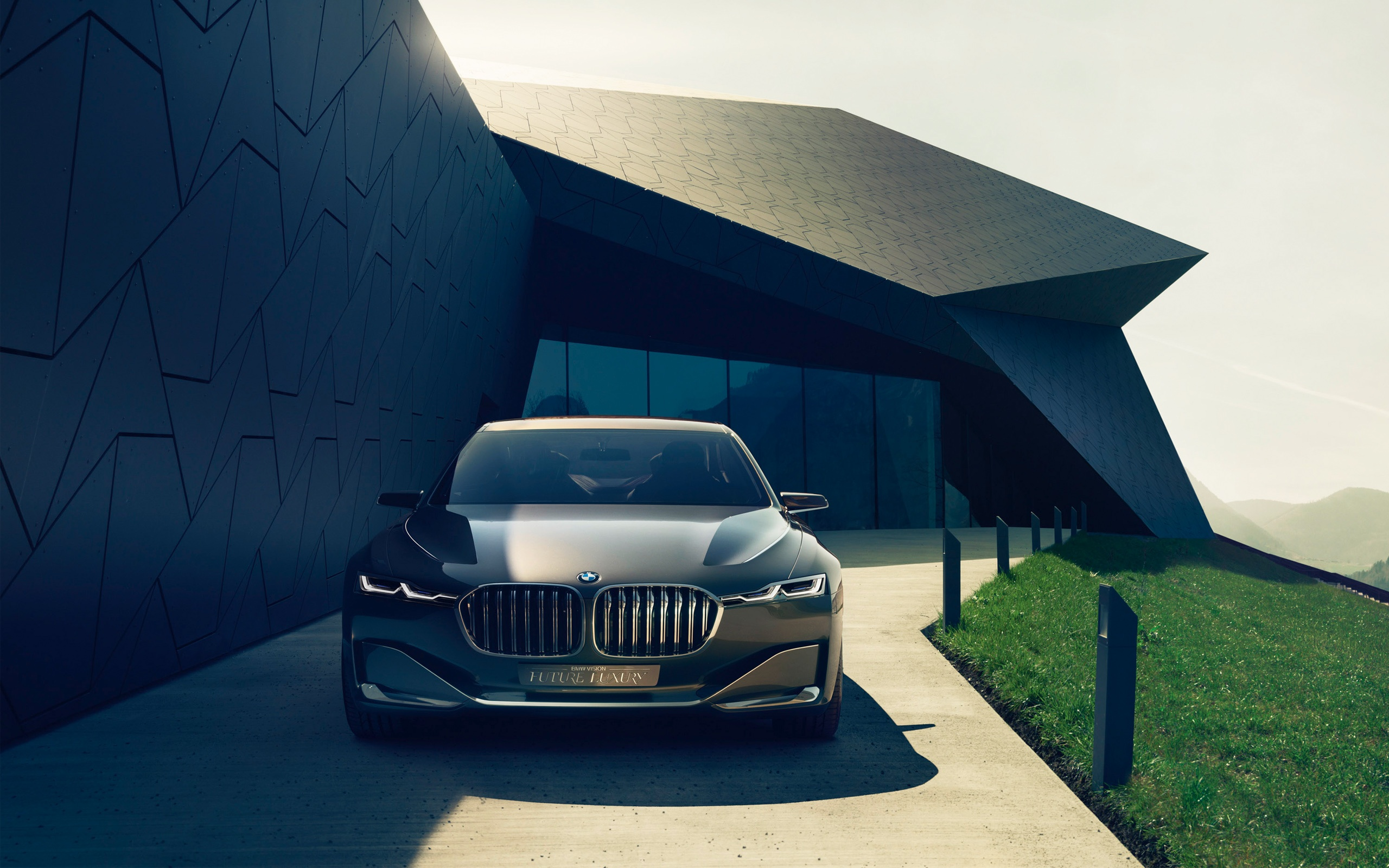 BMW Vision Future Luxury Car Wallpapers HD Wallpapers 2560x1600