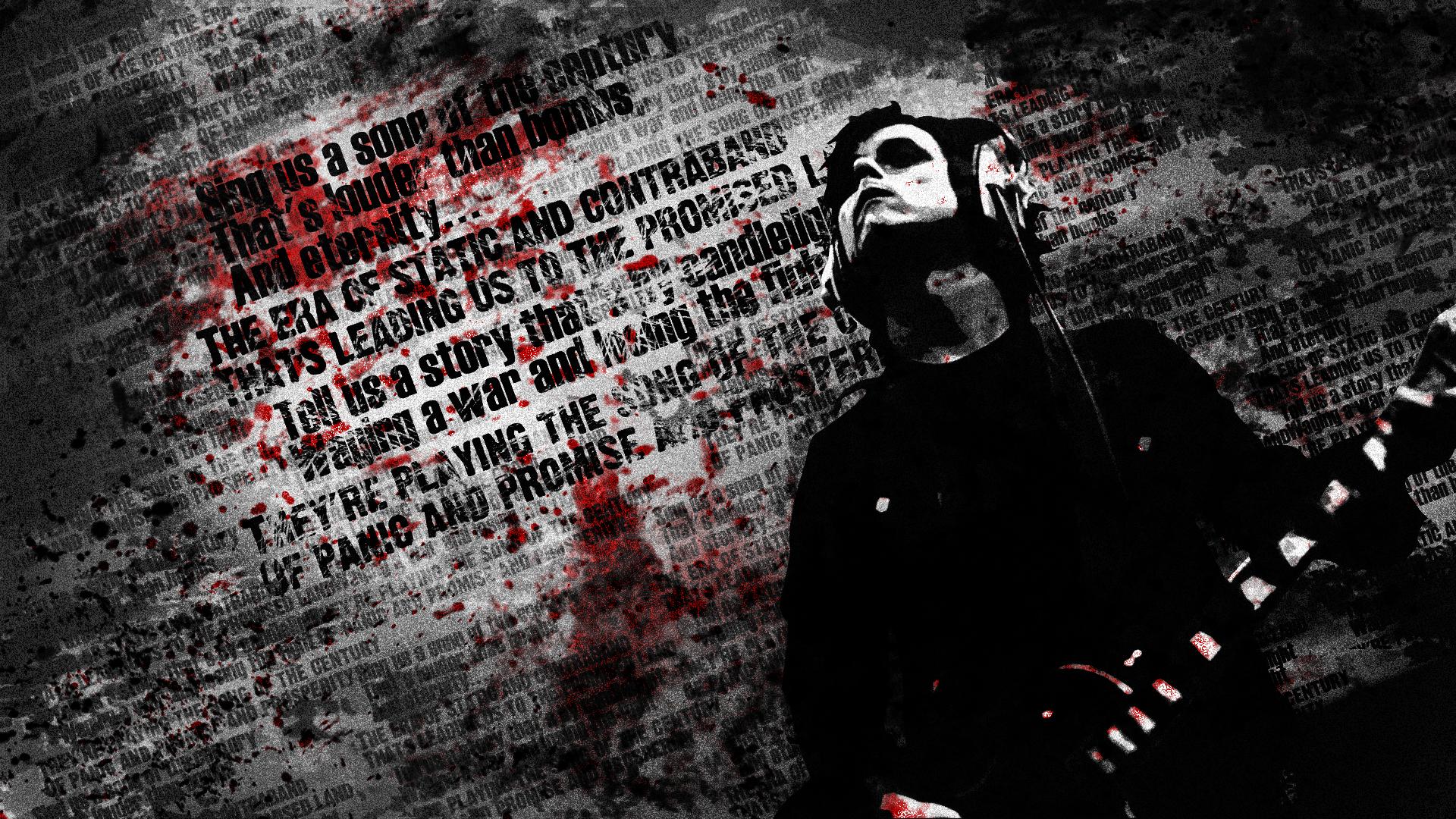 Billie Joe Lyrics   Green Day Wallpaper 1920x1080