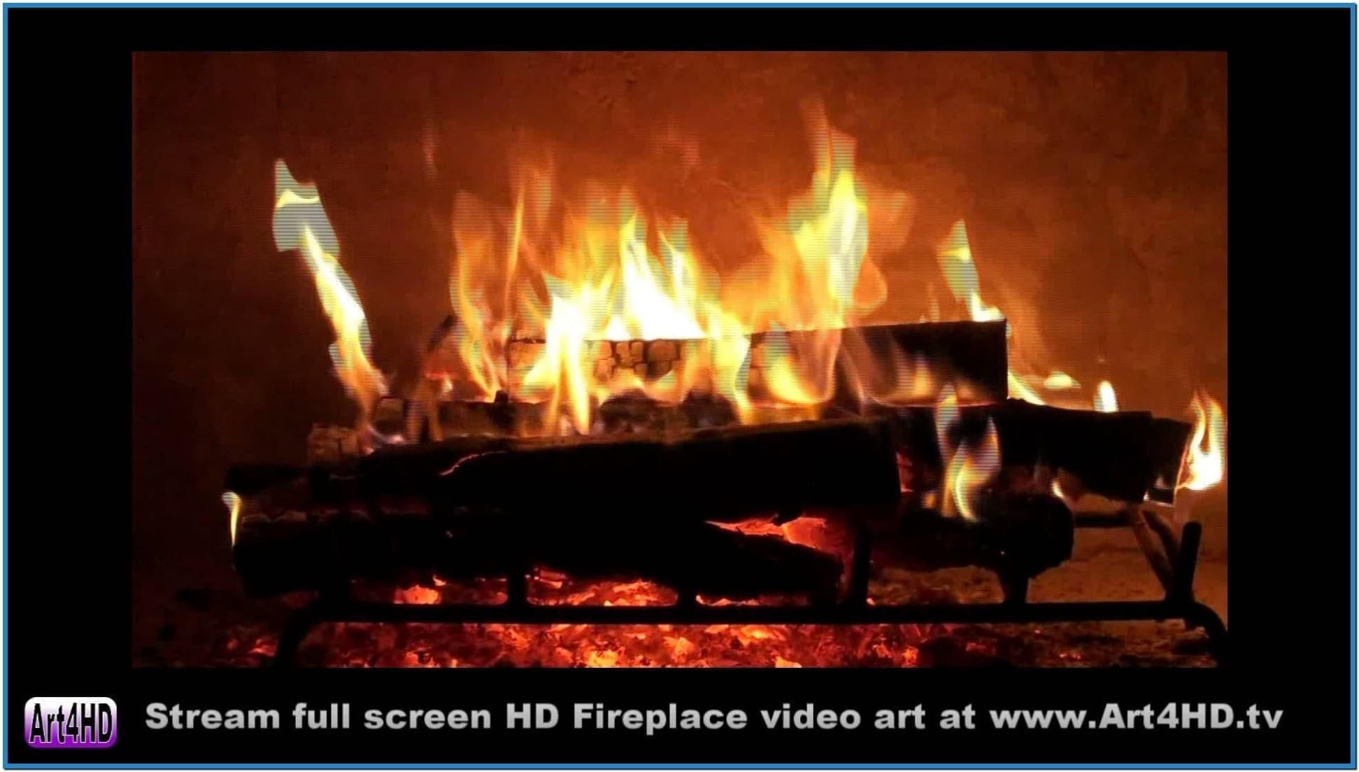 Burning log fire screensaver   Download 1943x1103