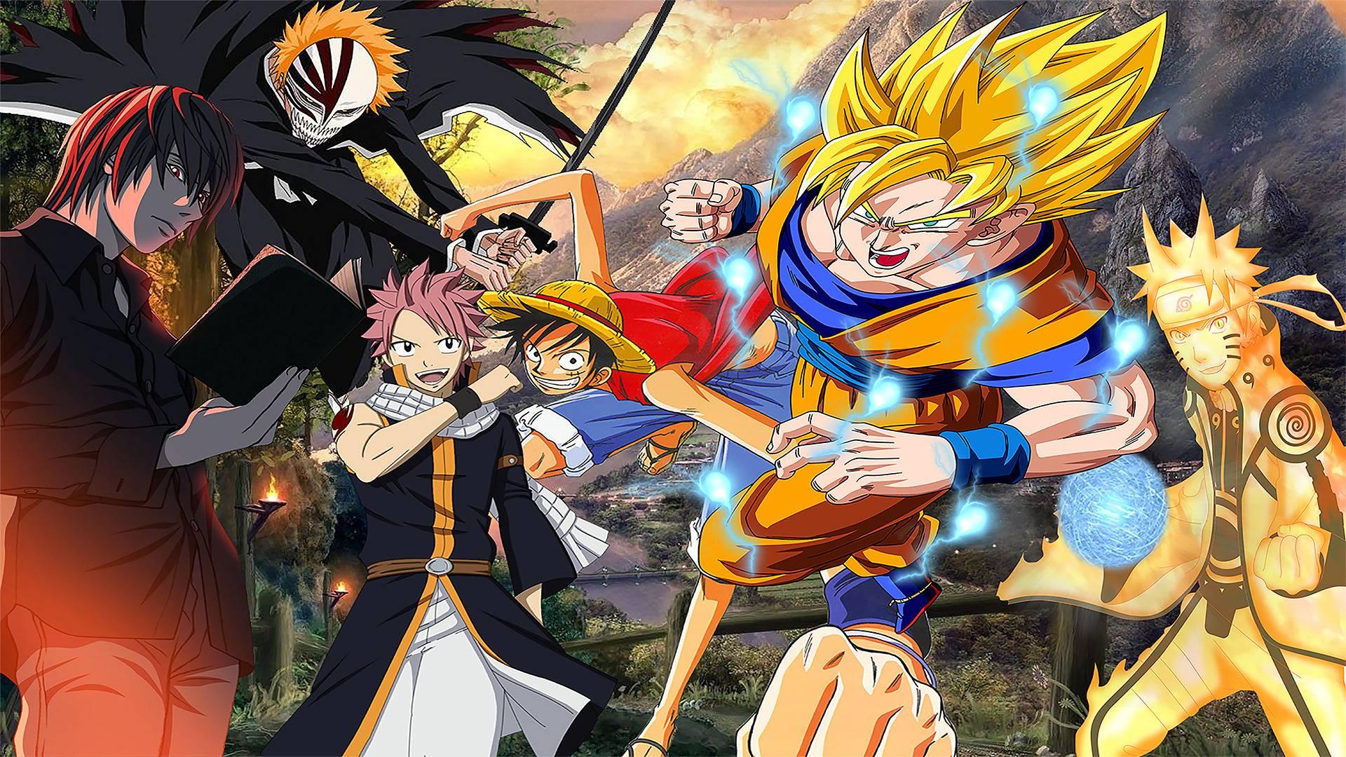 anime characters anime hd wallpaper 1920x1080 11058 Fairy Tail 1920x1080