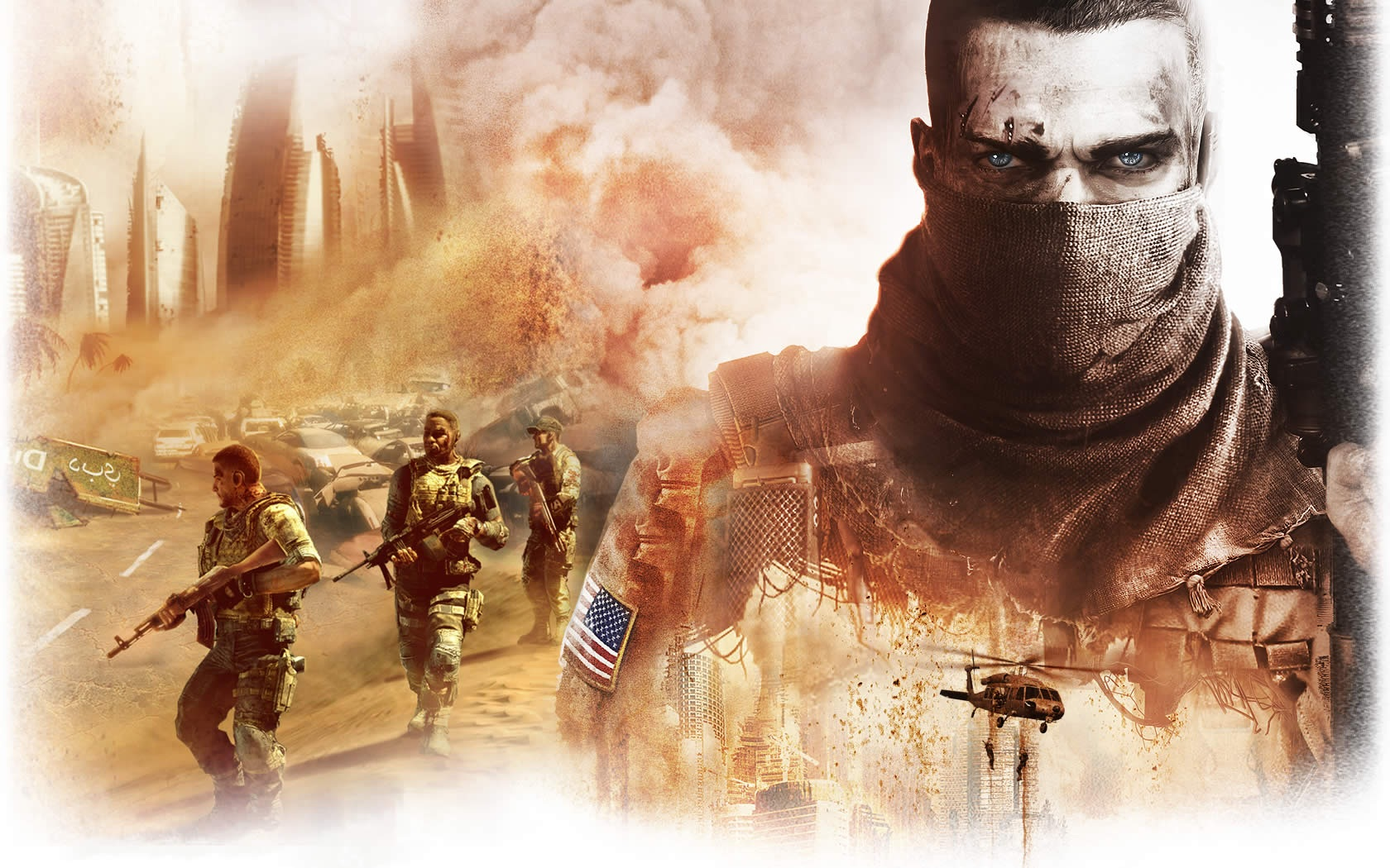 Free Download Spec Ops The Line Wallpaper And Background 1680x1050