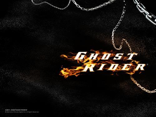 Desktop Ghost Rider Wallpaper 500x375