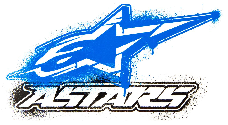 alpinestar wallpaper blue alpinestar logo alpinestar logo wallpaper 1500x820