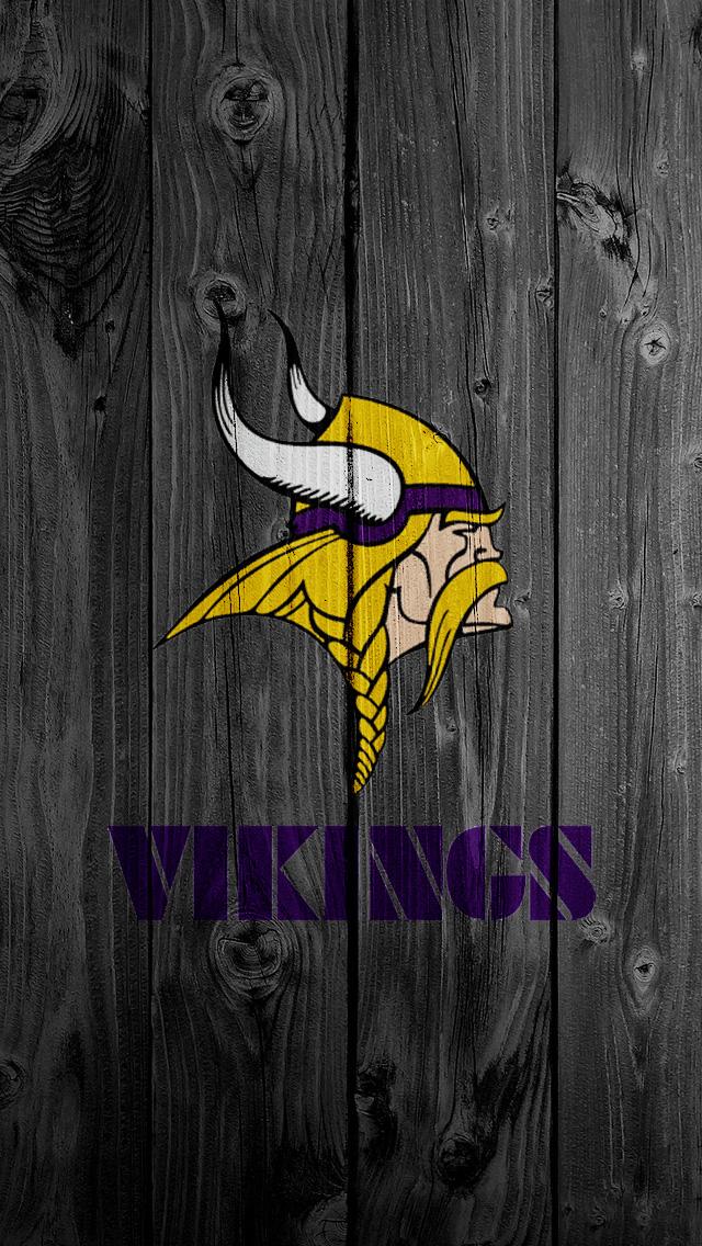 45 Minnesota Vikings Wallpaper Iphone On Wallpapersafari