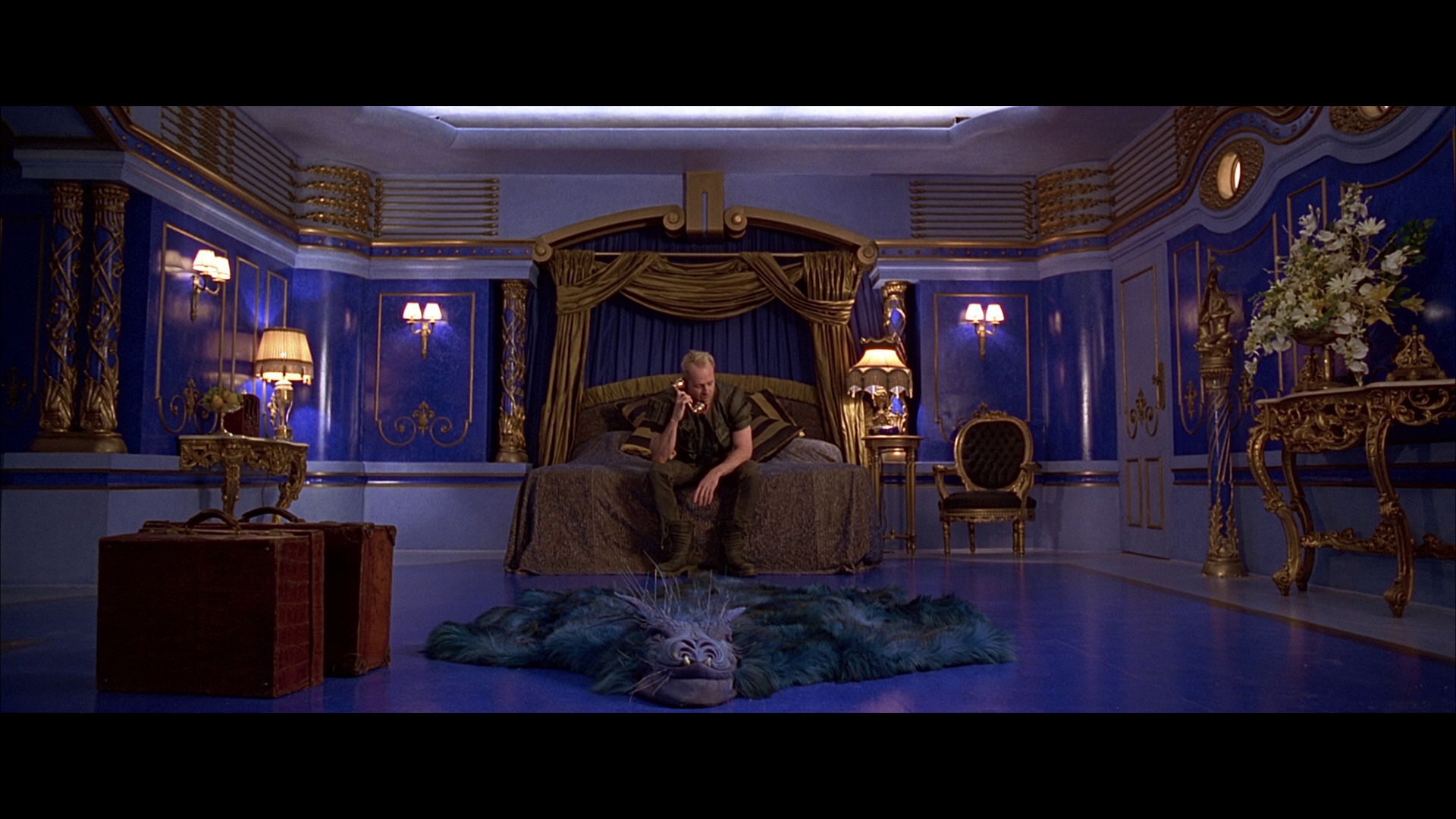 Bruce Willis in The Fifth Element widescreen wallpaper Wide 1920x1080