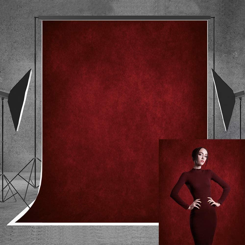 Amazoncom Allenjoy 5x7ft Dark Red Photography Thin Backdrop 1000x1000
