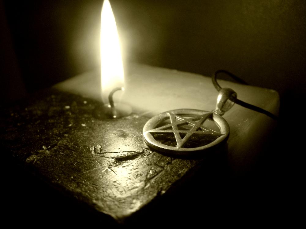 Wiccan Pentagram Art Pentacle wiccans fan art 1000x750