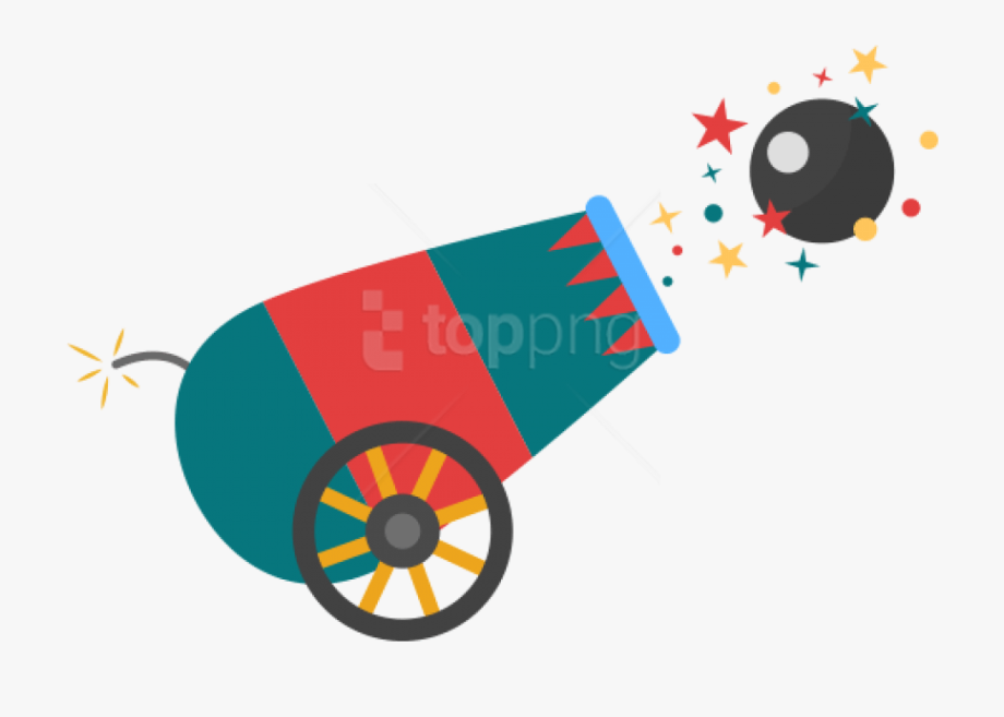 Download Cartoon Circus Cannon Png Images Background   Cartoon 920x657
