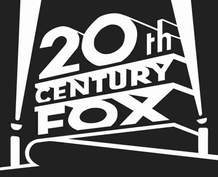 20th Century Fox Print Logo twentieth century fox film corporation 738x600