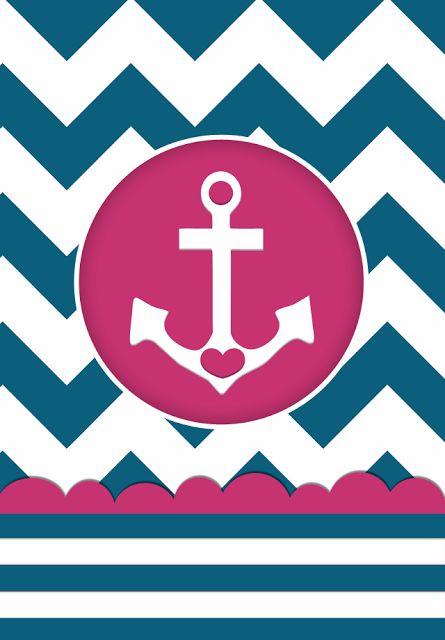 Anchor wallpaper Backgrounds Pinterest 445x640