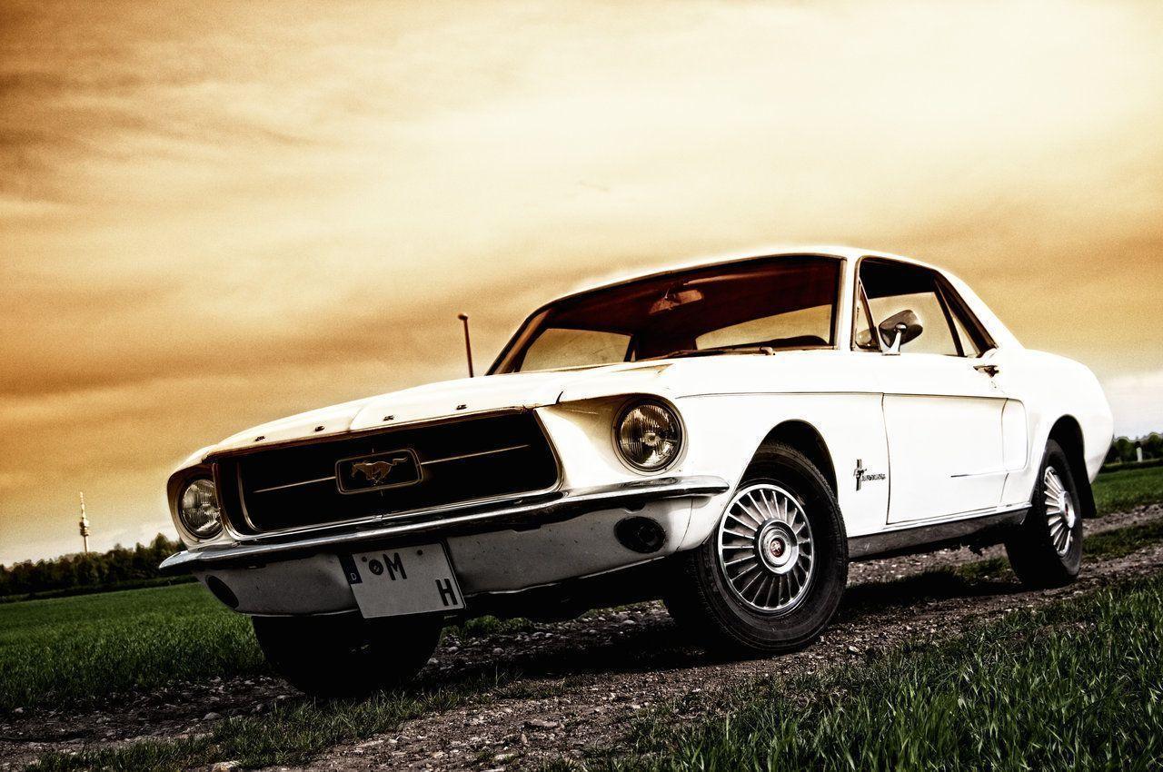 1967 Mustang Wallpapers 1280x850