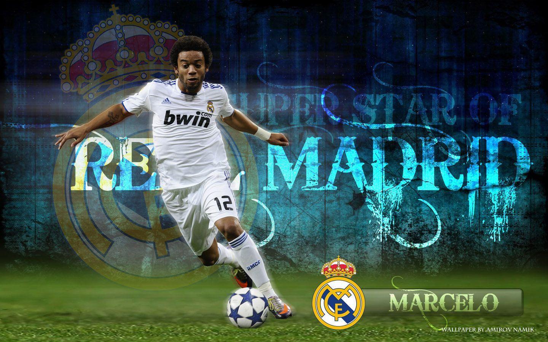 Marcelo Real Madrid HD Widescreen Wallpaper 15499 Football 1440x900