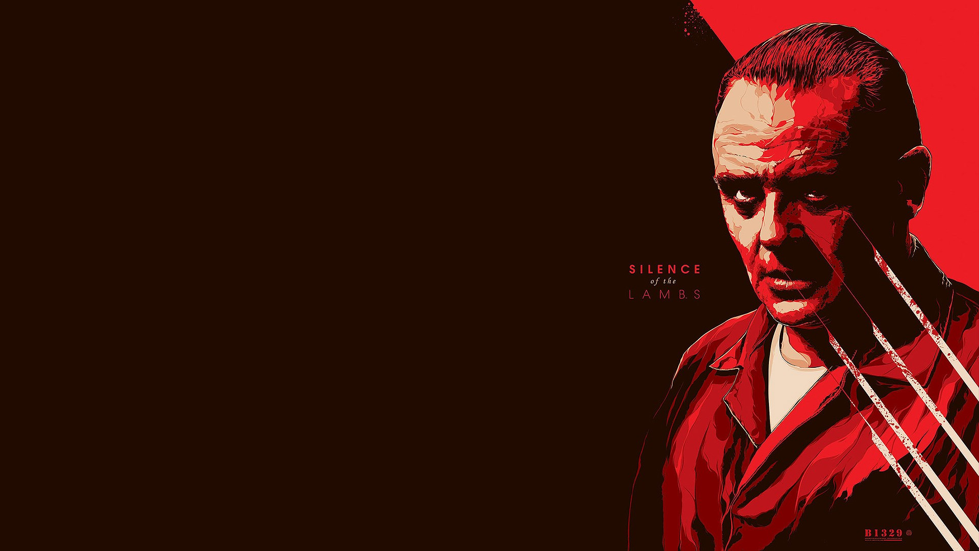Download the Silence of the Lambs Wallpaper Silence of the Lambs 1920x1080
