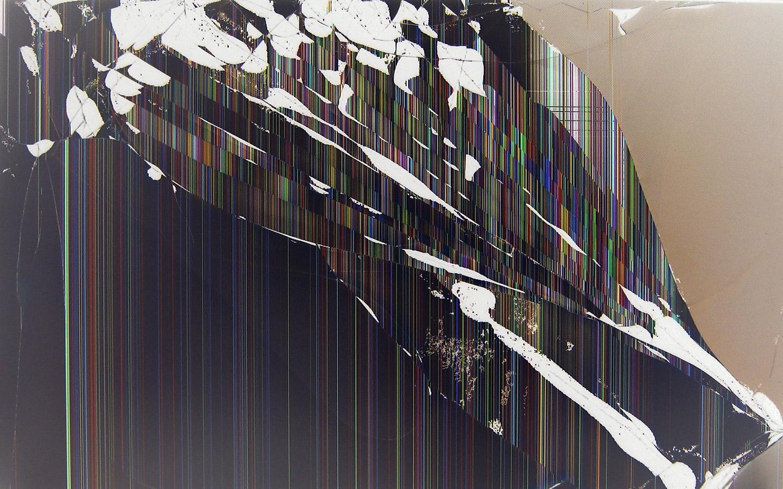 Broken Screen Wallpaper on WallpaperSafari