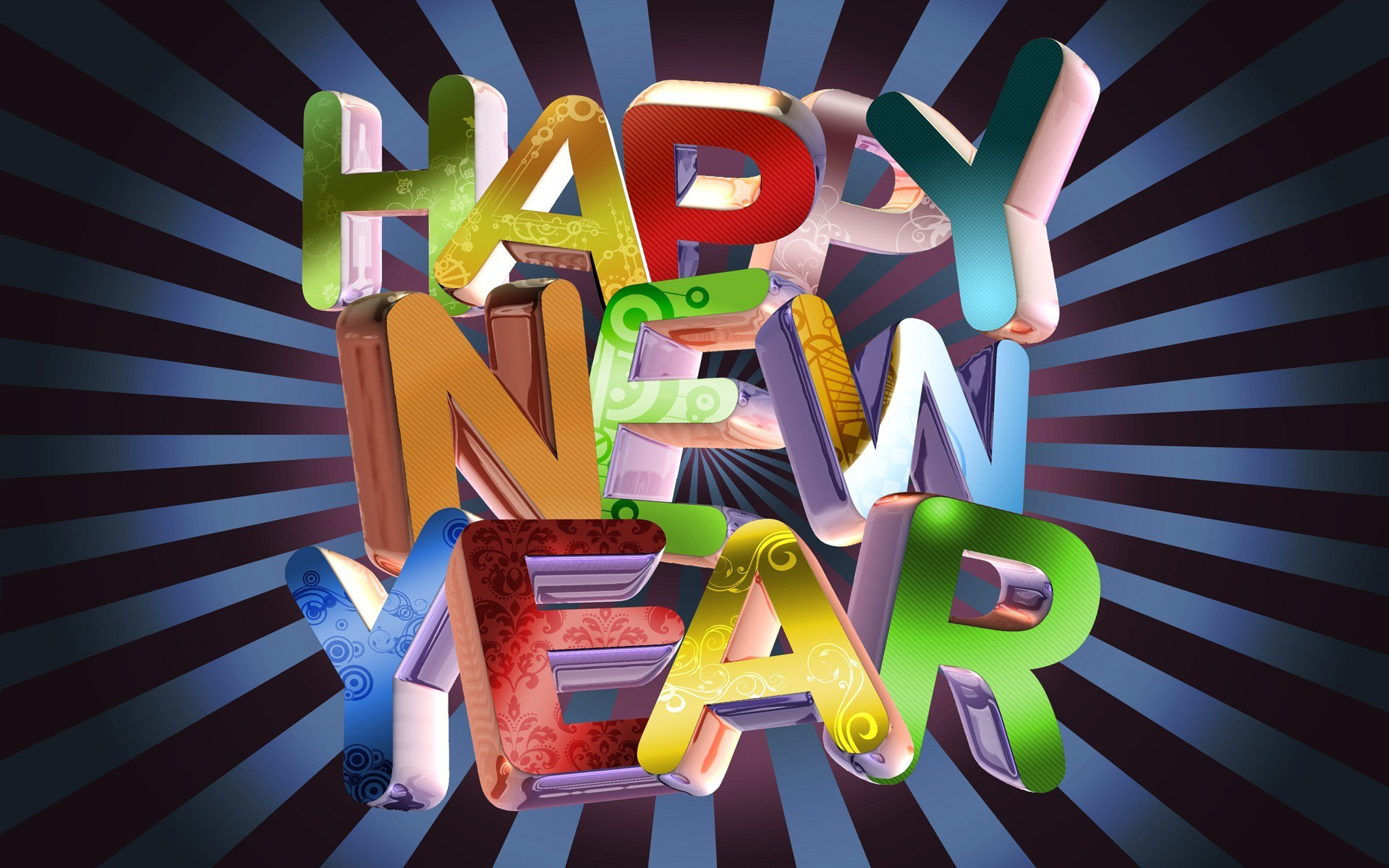 Best 11 Happy New Year 2015 3D Wallpapers   Happy New Year 2015 1920x1200