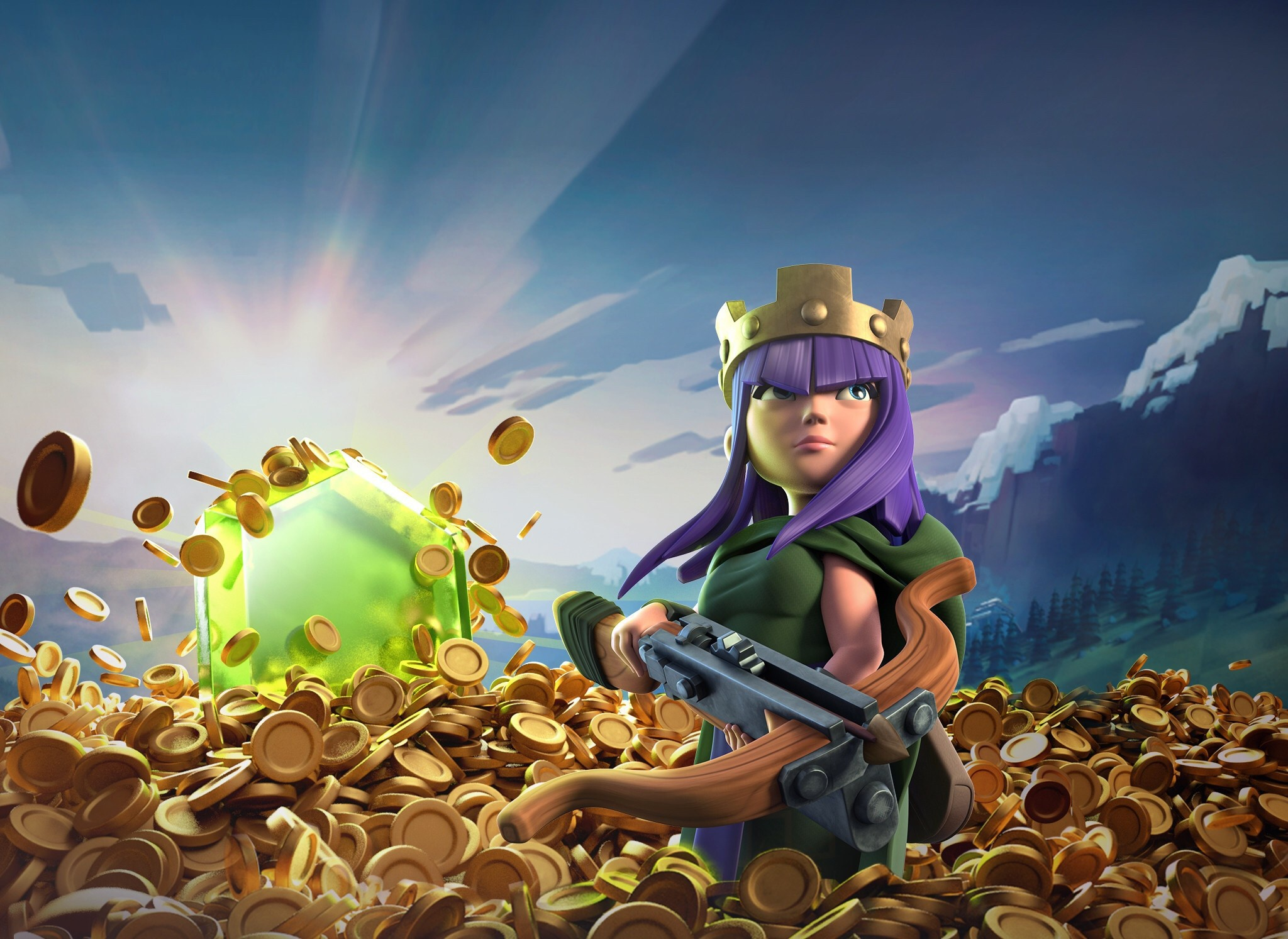 Clash Of Clans Wallpapers Pictures Images 2048x1493