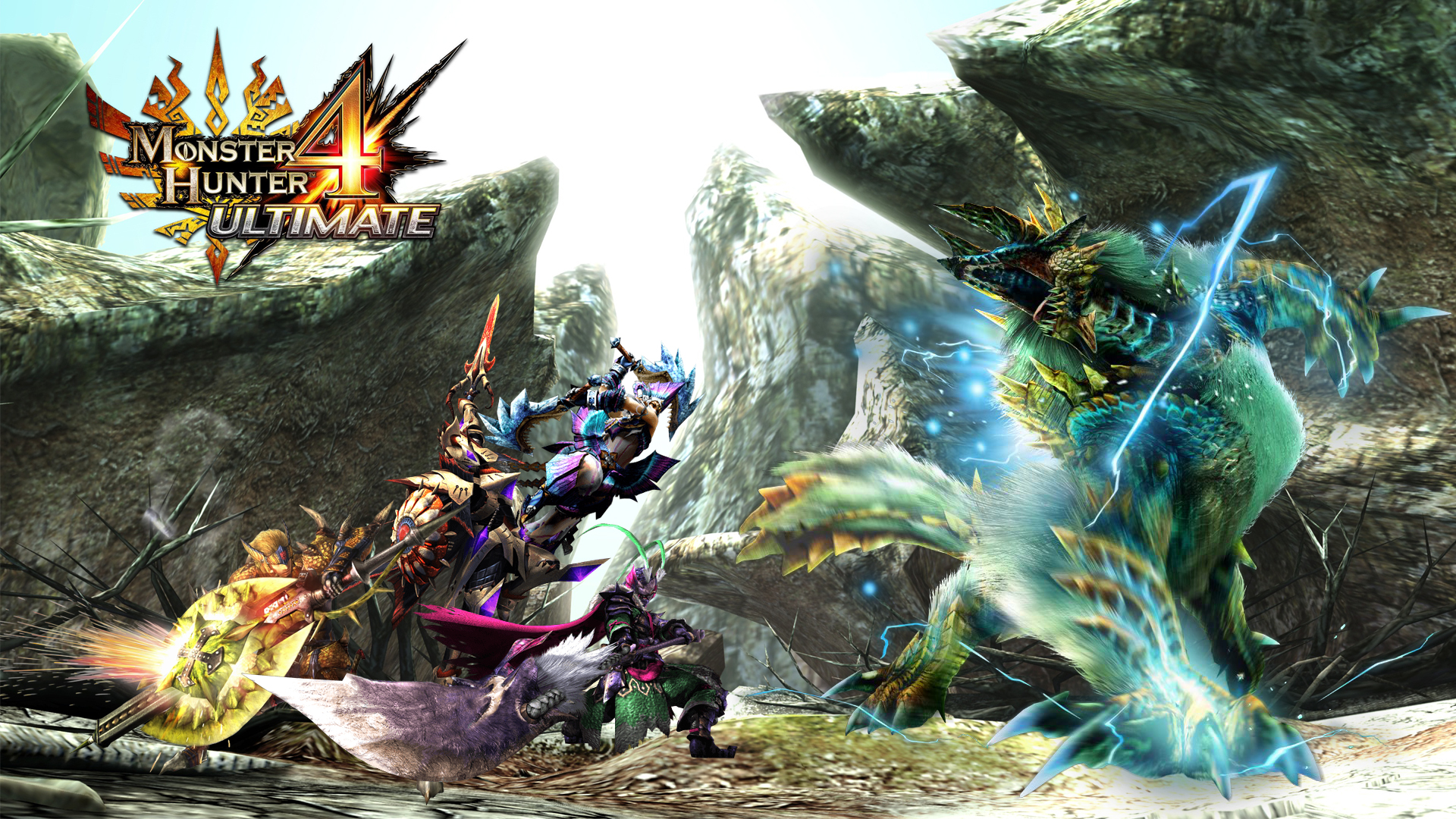 Monster Hunter Wallpaper By