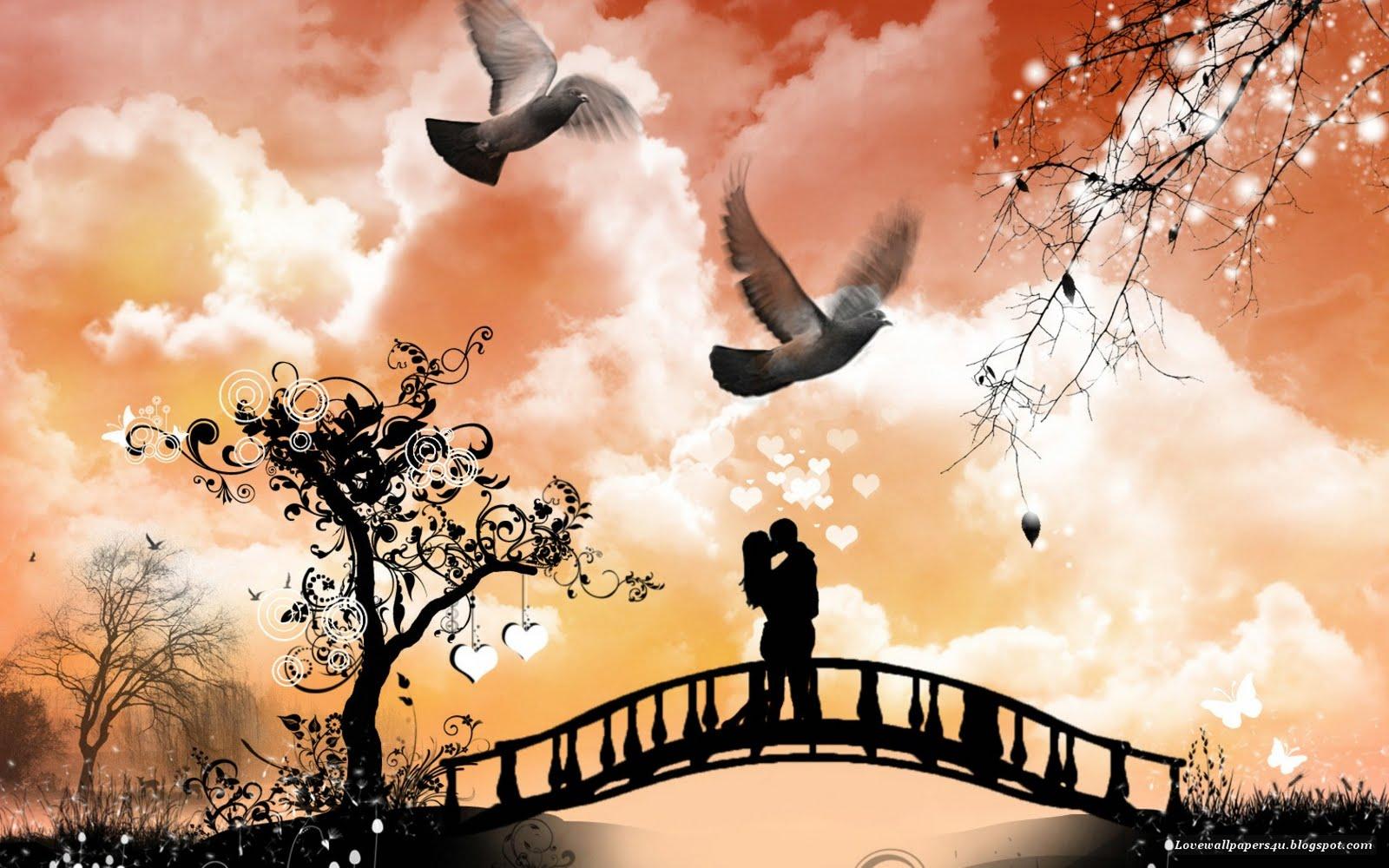 900+ New Romantic Wallpaper Free Download Terbaru