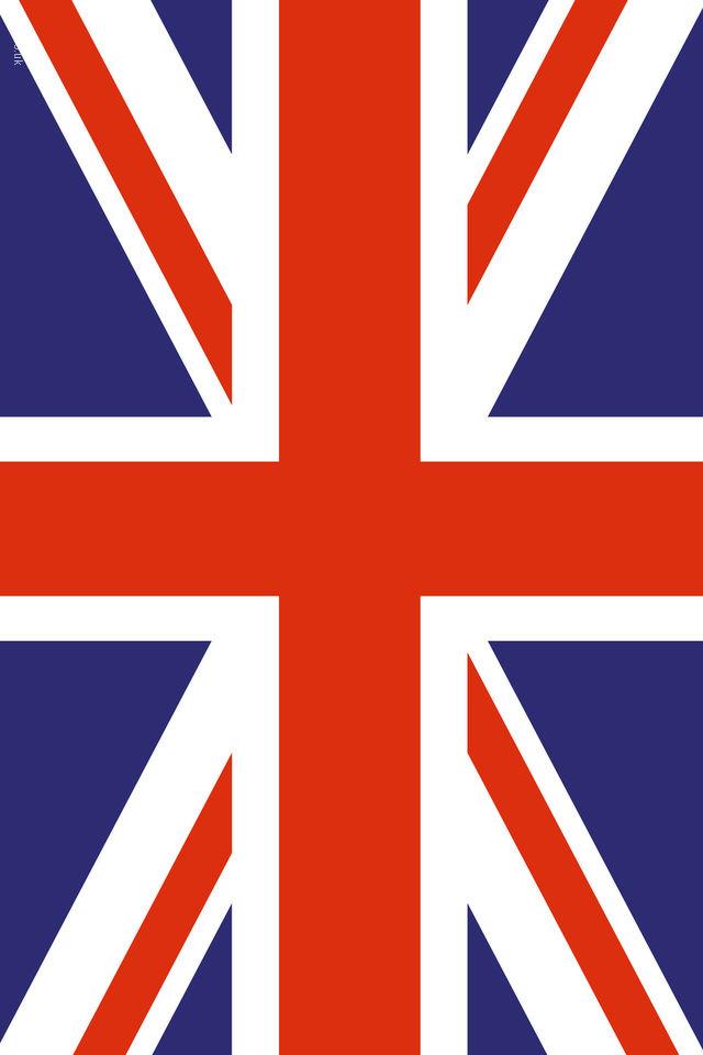 UK Union Flag Desktop Wallpaper iskincouk 640x960