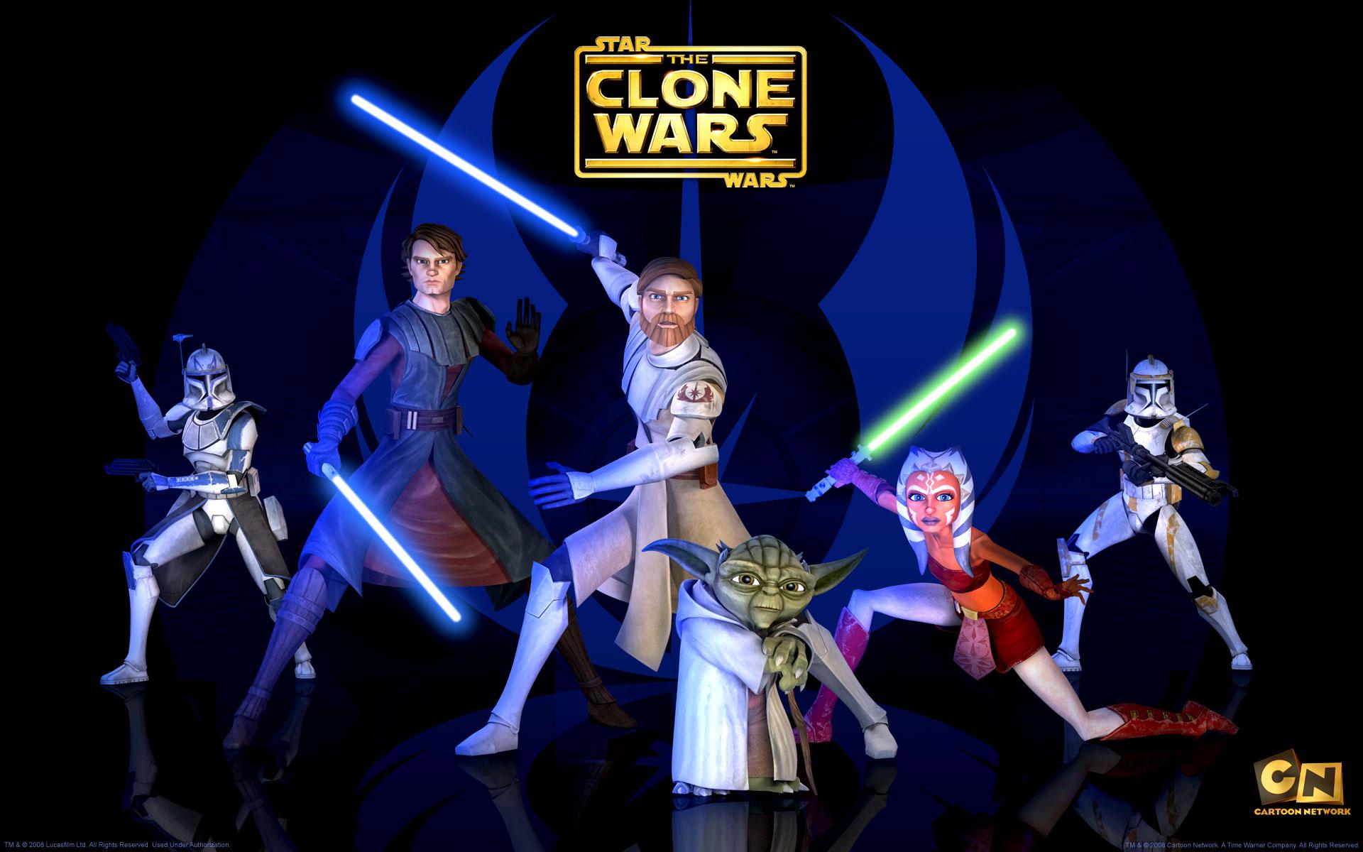Star Wars The Clone Wars wallpaper   233606 1920x1200