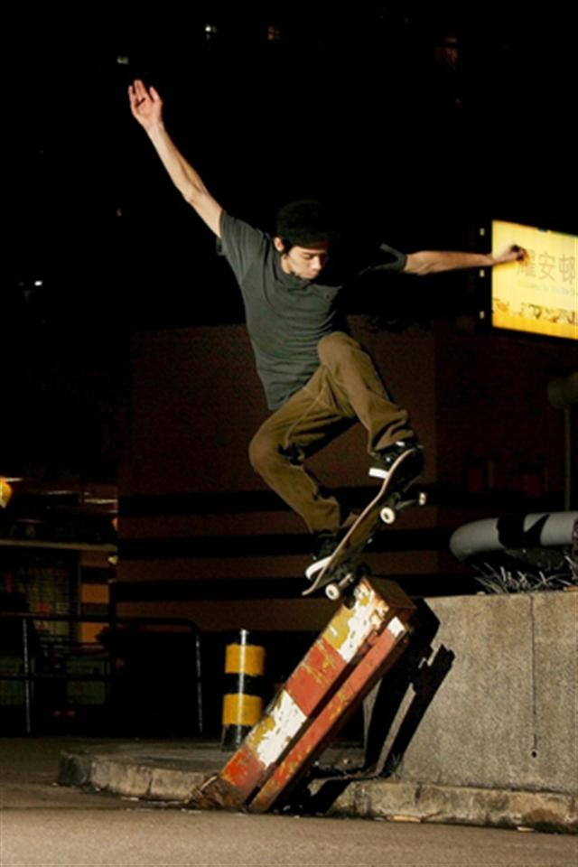Skateboarding Sports iPhone Wallpapers iPhone 5s4s3G Wallpapers 640x960