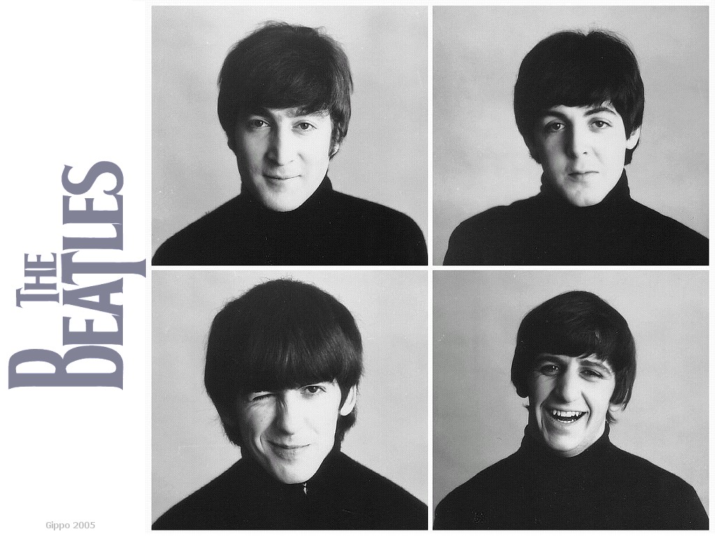 Download The Beatles Wallpaper WallpaperMinecom 1024x768