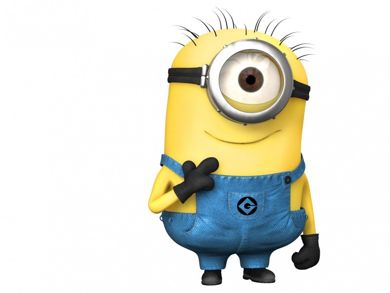 Wallpaper Minion 800x600