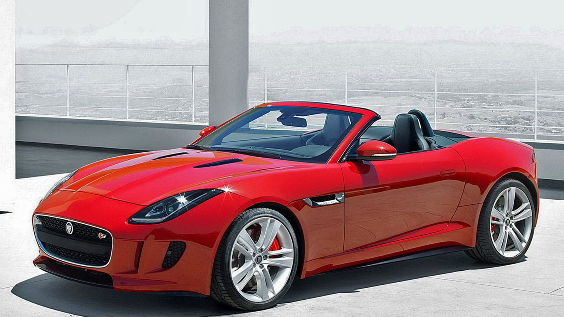 Jaguar F Type 2014 Exclusive HD Wallpapers 4421 1920x1080